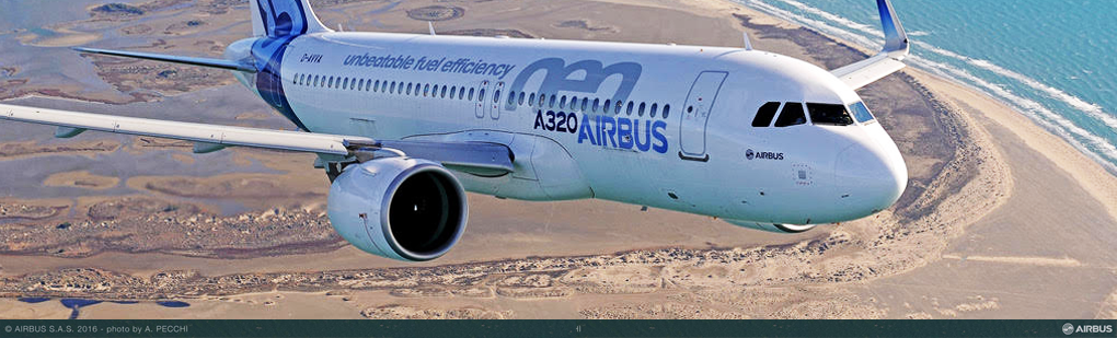 Ducommun Wins Additional Work from Airbus for A320neo