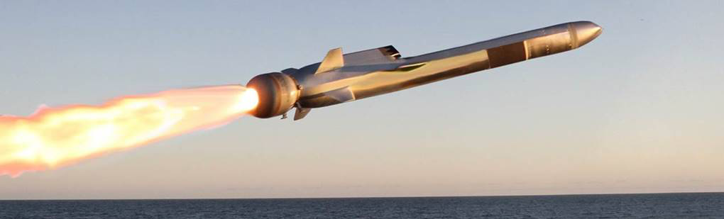 Raytheon Partners with Ducommun to Support Naval Strike Missile